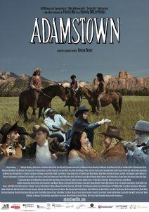 Filmplakat Adamstown (von Verena Braun)